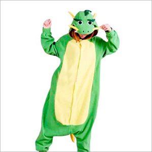 Pijamas de dragón