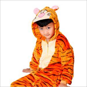 Pijamas de tigre