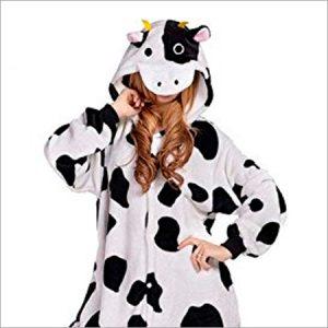 Pijamas de vaca