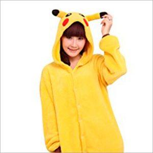 Pijamas de Pikachu