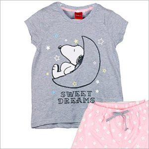 Pijamas de Snoopy