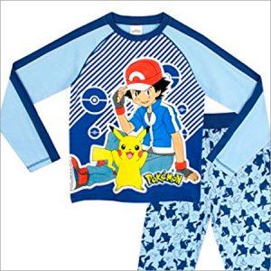 Pijamas de Pokémon