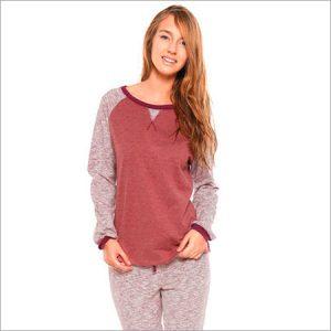 Pijamas de franela