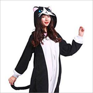 Pijamas de gato
