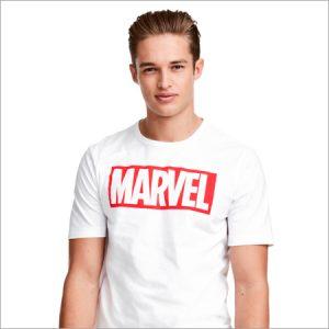 Pijamas de Marvel